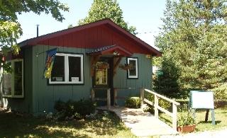 Hallmark Hut