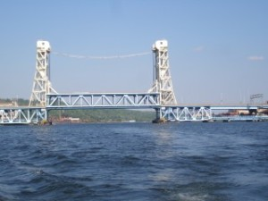 Hancock Lift Bridge
