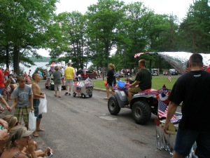 "Twin Lakes State Park ""Kiddie"" Parade"